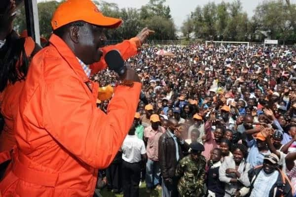 Machakos becomes the 12th county to pass people's assembly motion ahead of Raila's inauguration