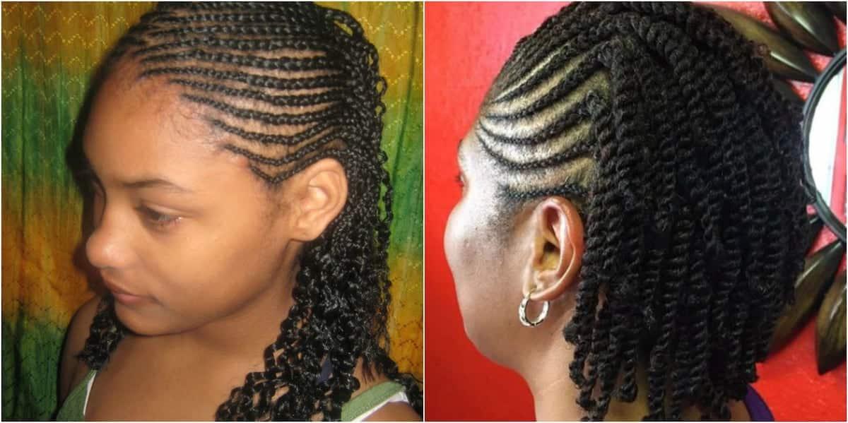 Fluffy kinky braids long Fluffy kinky braids images Fluffy kinky braids styles Short fluffy kinky braids
