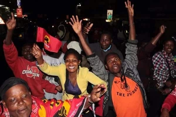 4 dead as celebrations turn ugly