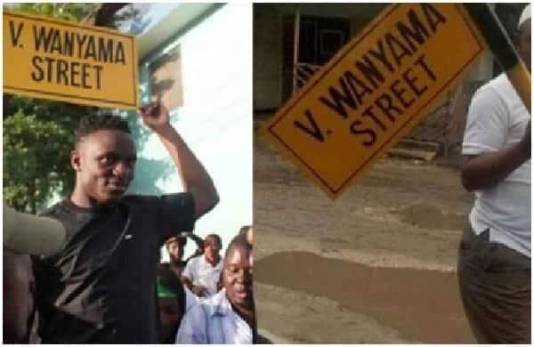 Victor Wanyama wife