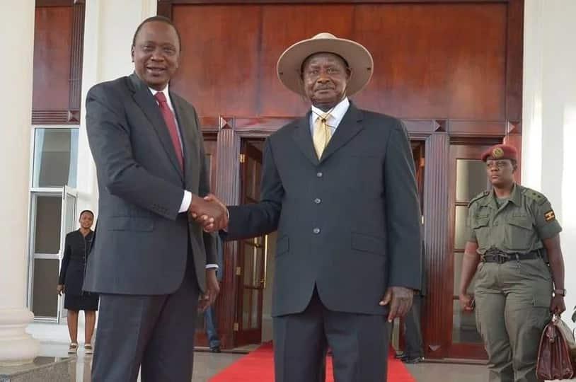 african leaders congratulate uhuru