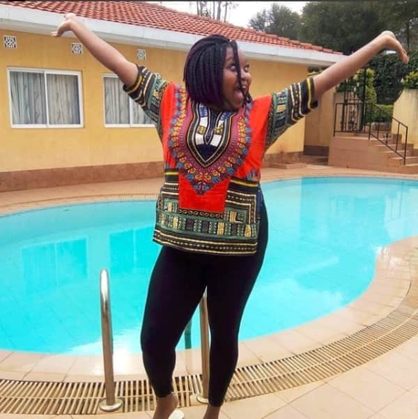 16 sizzling hot photos of Mother-In-Law actress Maggie Elle that prove big is beautiful