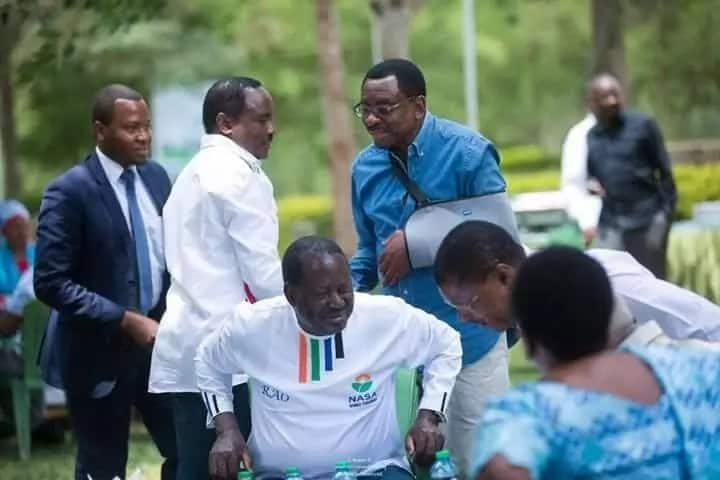 NASA leaders want Raila to drop swearing in plans and embrace dialogue with Uhuru
