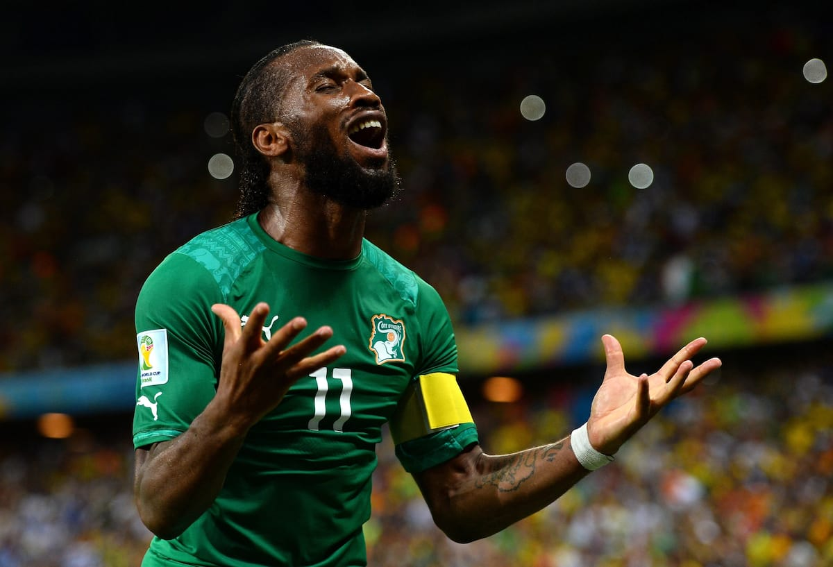 Didier Drogba claims poor officiating cost Nigeria shot at World Cup glory