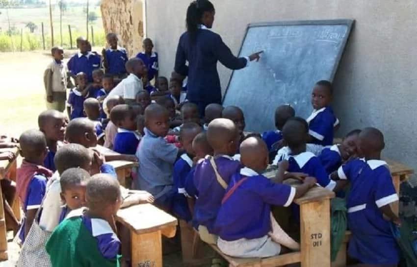 Free Primary education in Kenya