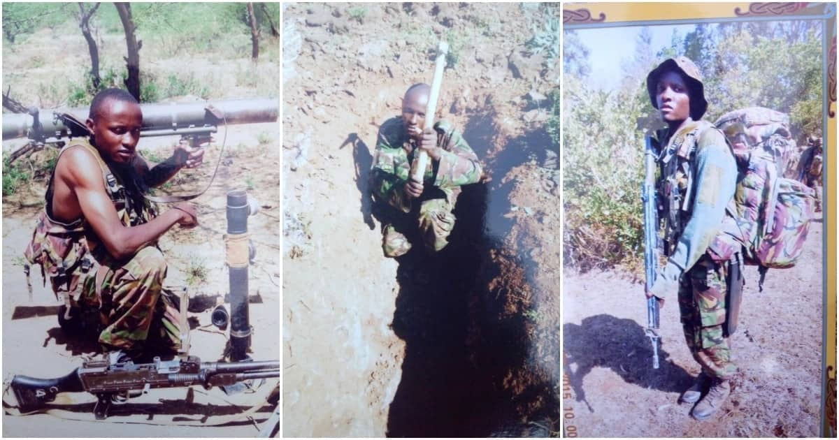 Double tragedy after KDF soldier is killed in Somali and father remanded in prison
