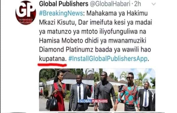 Hamisa Mobetto hints at possible re-union with Diamond Platinumz just days after ugly court case