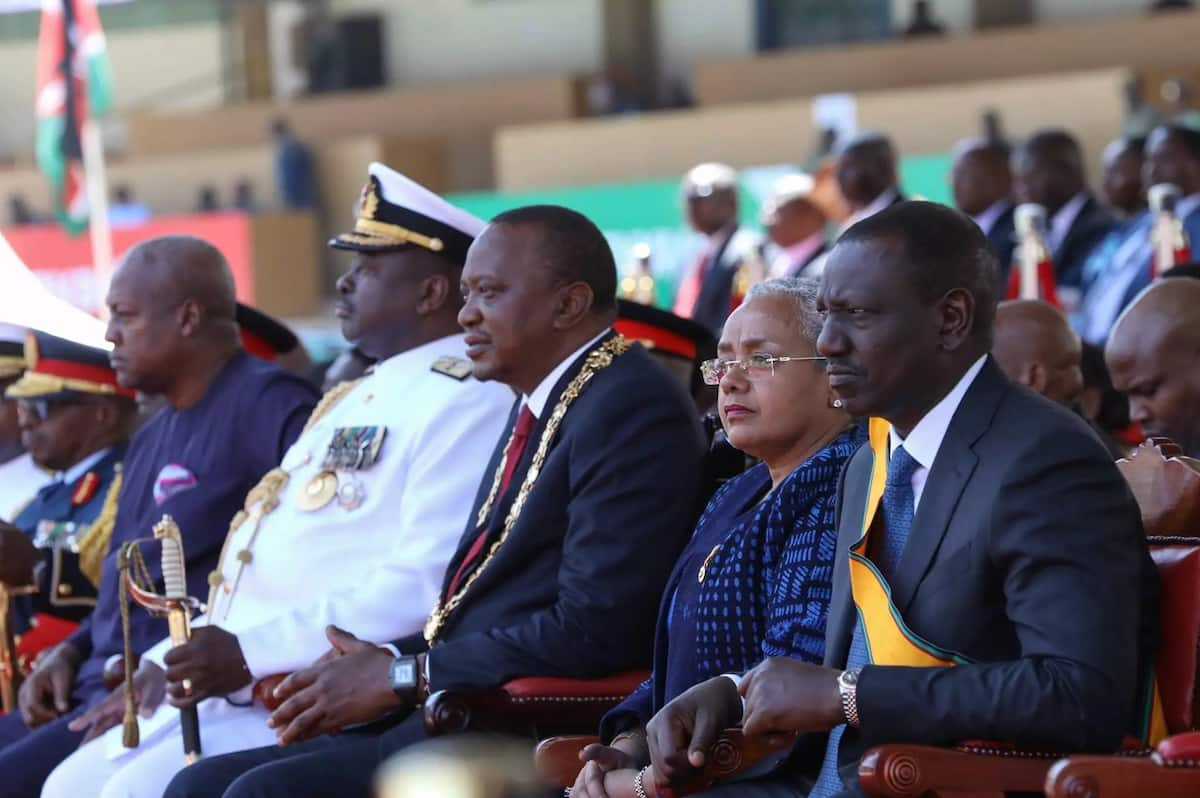 Alleged fallout between Uhuru and Ruto over cabinet nominees triggers reaction