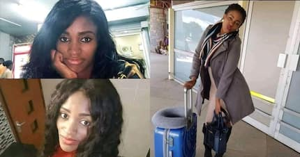 Identity of pretty Nairobi woman who drugs and steals from revelers countrywide