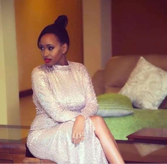 Ex Citizen TV siren Janet Mbugua reveals the reason she is never caught in any controversy