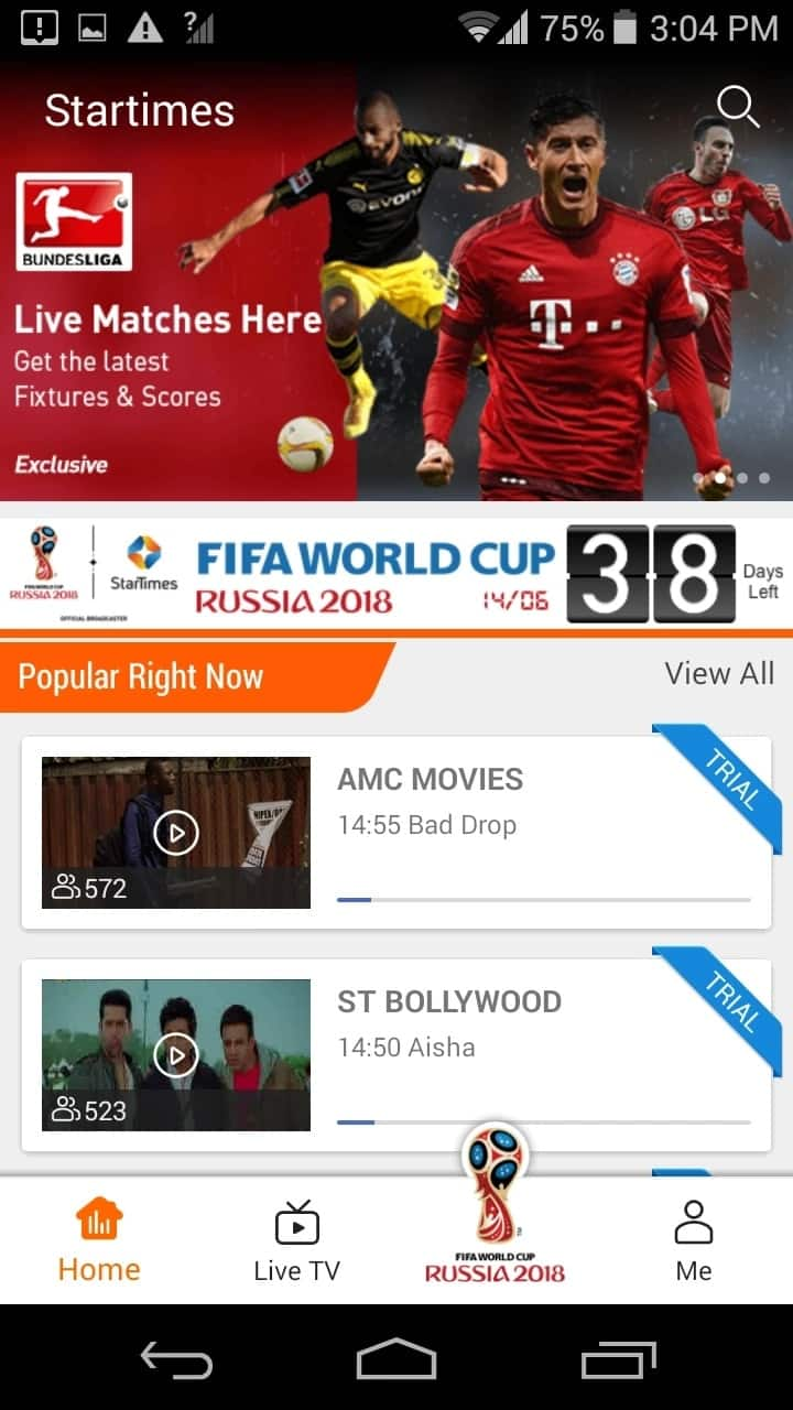 Pay TV firm StarTimes takes battle to Viusasa with launch of free video-on-demand service