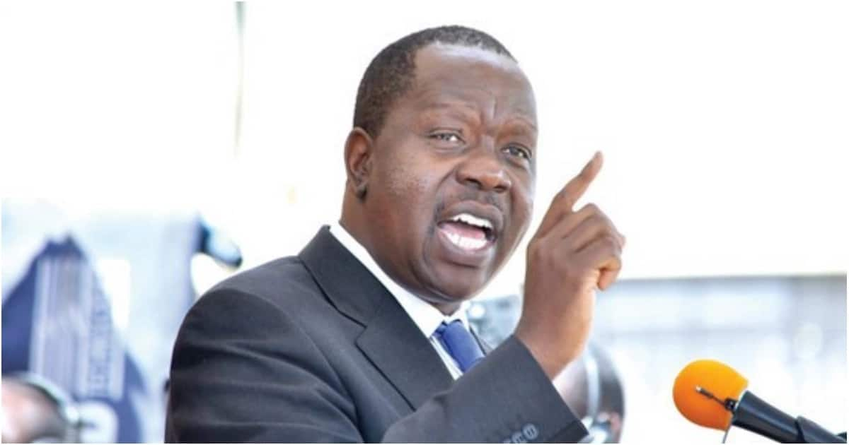 Replacement of lost National ID card to cost KSh 100 - Interior CS Fred Matiangi