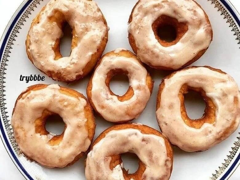 How to make doughnuts, simple doughnuts recipe, recipe for doughnuts, doughnuts ingredients