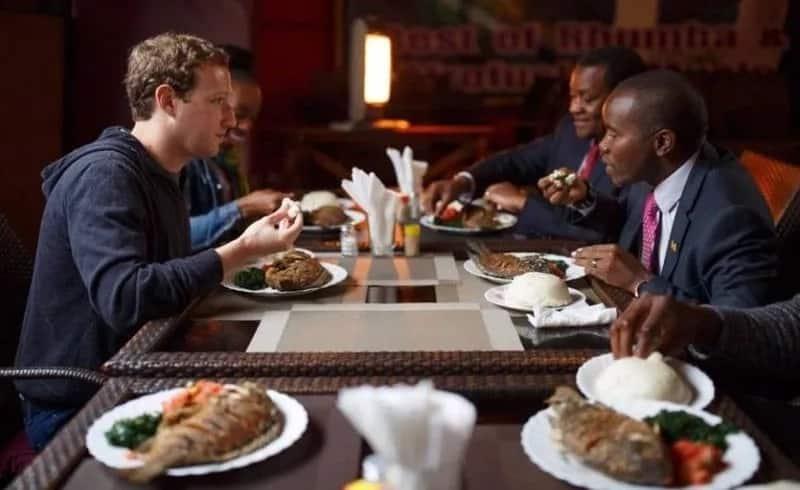 Mark Zuckerberg wa Facebook anayo majumba na magari ya kifahari, TUKO.co.ke yakufichulia