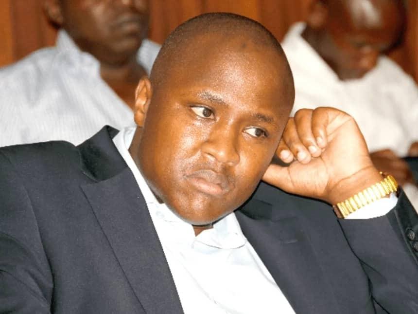 Keep Uhuru and Ruto out of Alfred Keter's problems - Jubilee MP warns former adviser to Uhuru