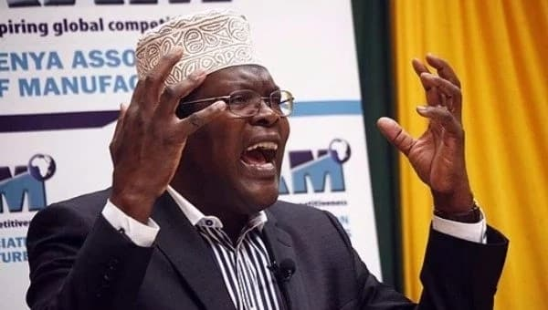 I have officially joined National Resistance Movement as a general - Miguna Miguna