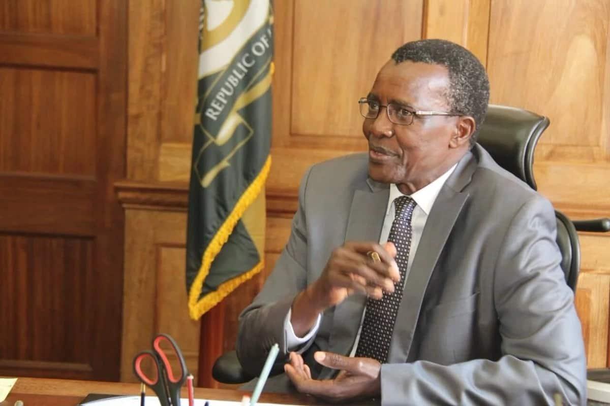 Kazi ya Uhuru kuhusu ufisadi mtaiona karibuni - Maraga