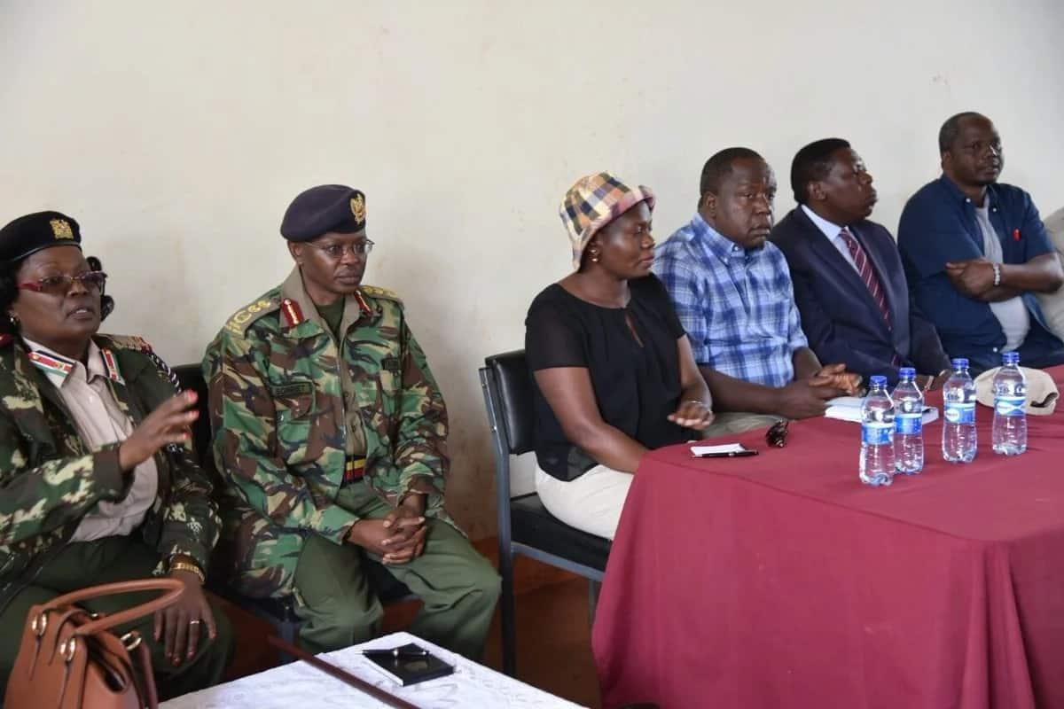 Matiangi issues three months dusk to dawn curfew in distressed Mt.Elgon region