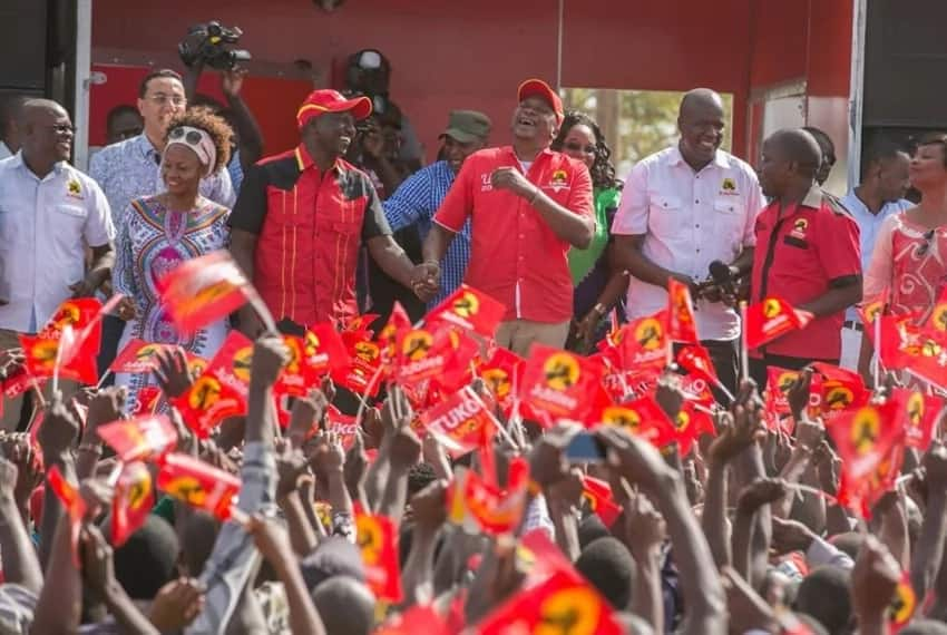 Uhuru responds to nasa's withdrawal from election