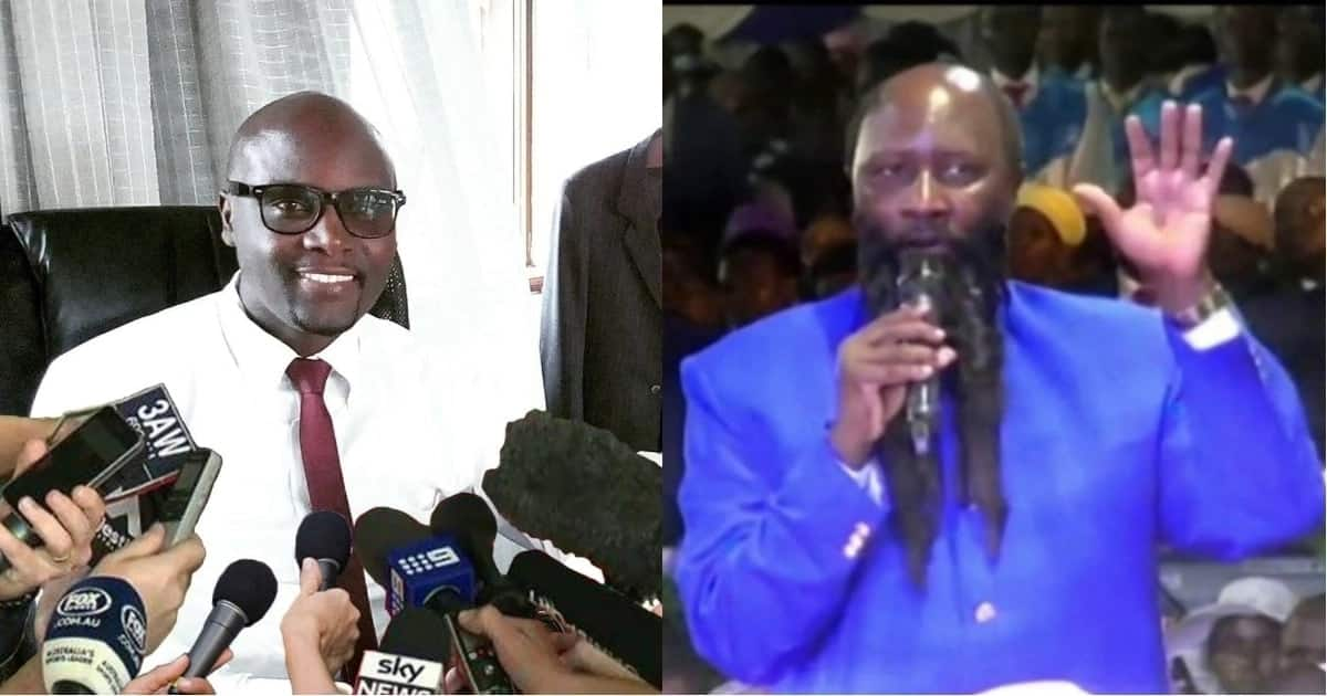 Atheist Society of Kenya wants government to probeProphet Owuor