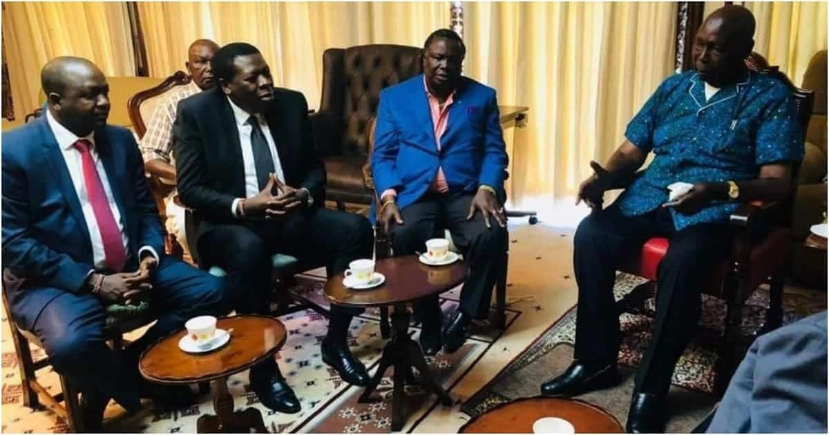 COTU boss Francis Atwoli latest key figure to meet retired president Daniel Moi