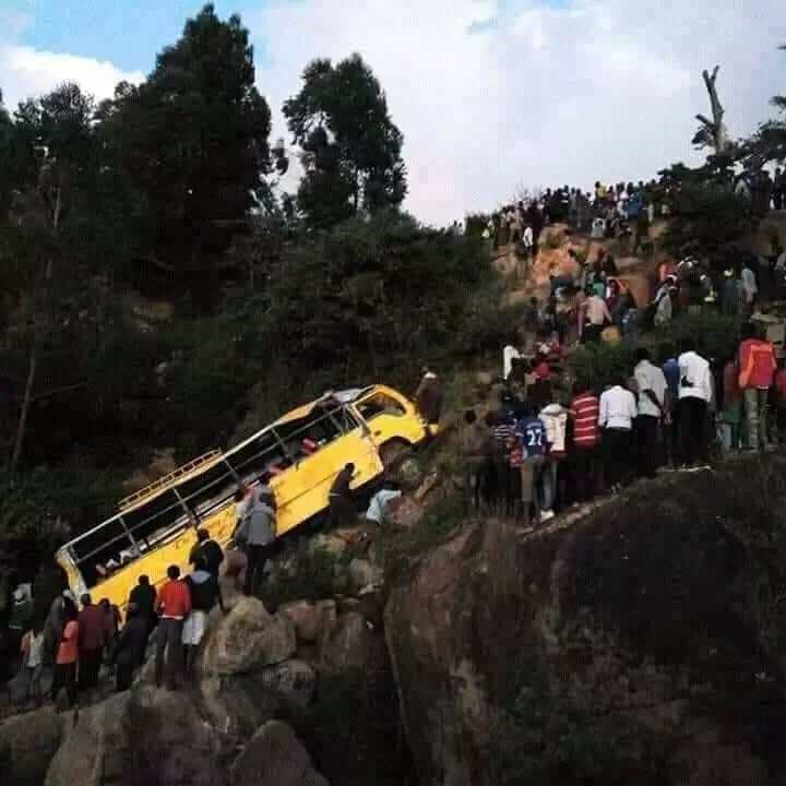 4 people killed in freak accident at Makueni county