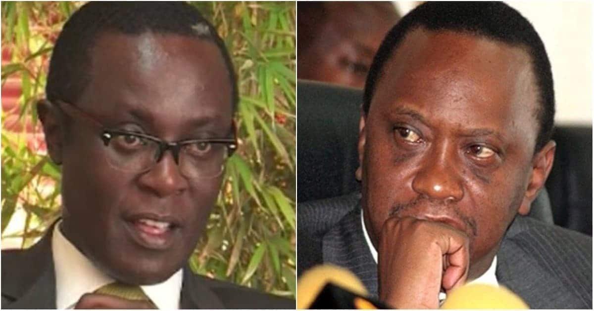 Uhuru should stop chasing thieves and focus on Big Four - Mutahi Ngunyi
