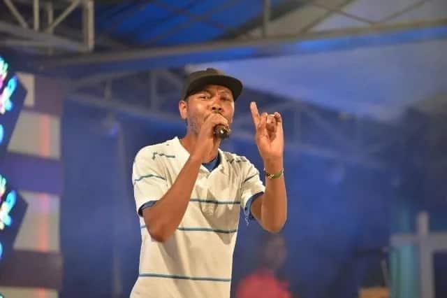 Niliacha pombe baada ya zaidi ya miaka 20 – Omosh wa 'Tahidi High' afichua