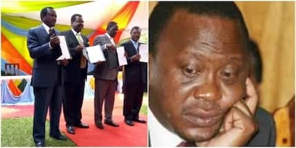 NASA attempted to endorse a staunch Uhuru ally again and TUKO.co.ke has all the details