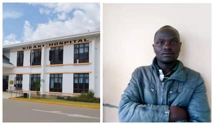 Nairobi man publicly shamed for conning patients at Mama Lucy hospital