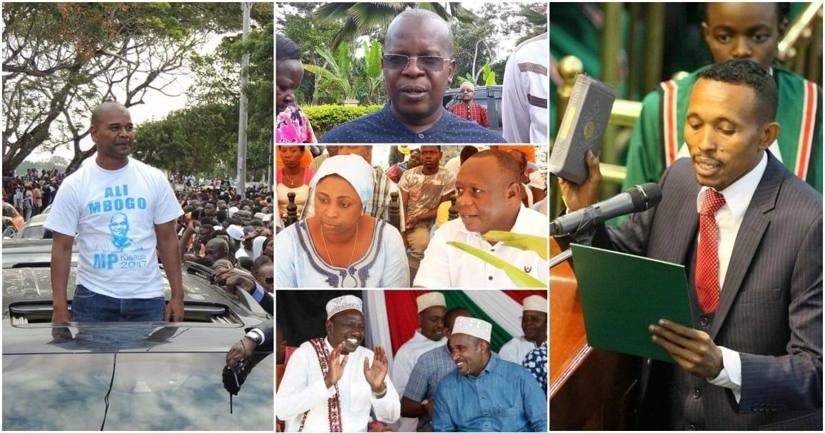 11 non-Jubilee politician from Coast dancing to William Ruto's political tune