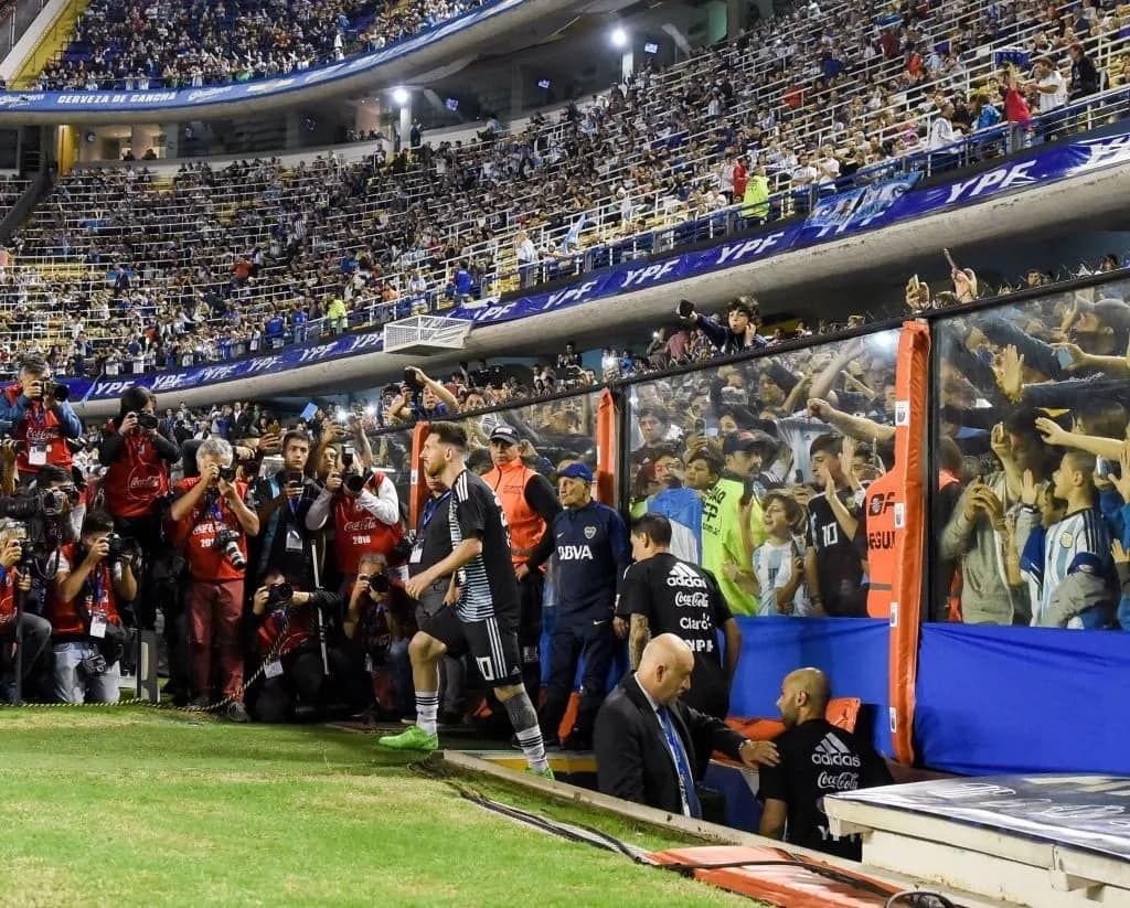 Argentina pull out of Israel friendly following Palestinian Arab pressure