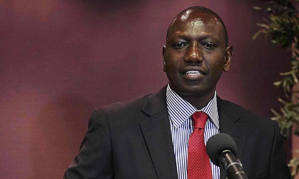 William Ruto's name will not be on the ballot in 2022- COTU boss Francis Atwoli