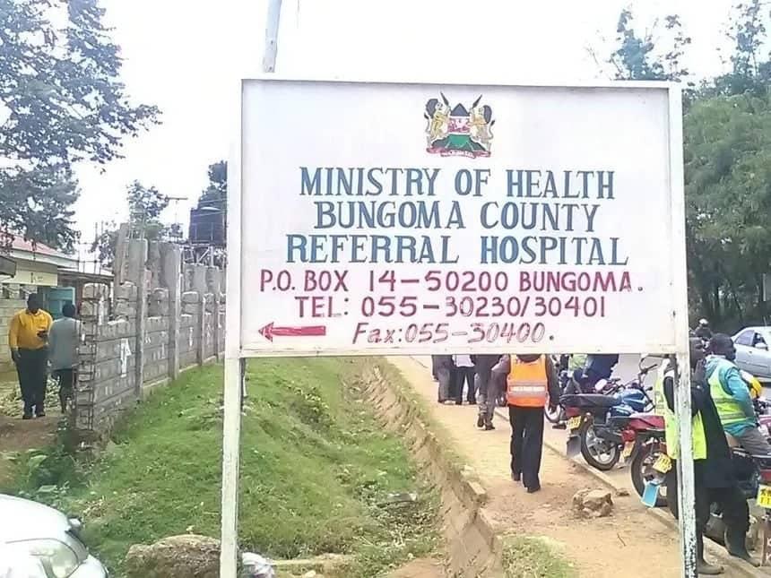 Washukiwa 11 watoroka kutoka seli ya polisi Bungoma