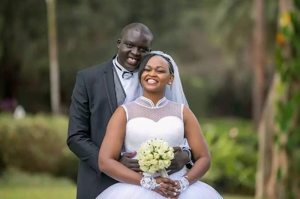 Radio presenter Syombua and husband Osiany celebrates 1st wedding anniversary ▷ Tuko.co.ke
