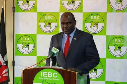 There is no place for former commissioners at IEBC - Wafula Chebukati