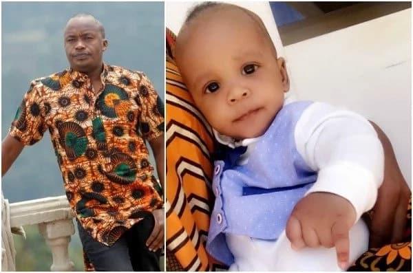 The weird resemblance between singer Jaguar and the son of Diamond's mpango wa Kando