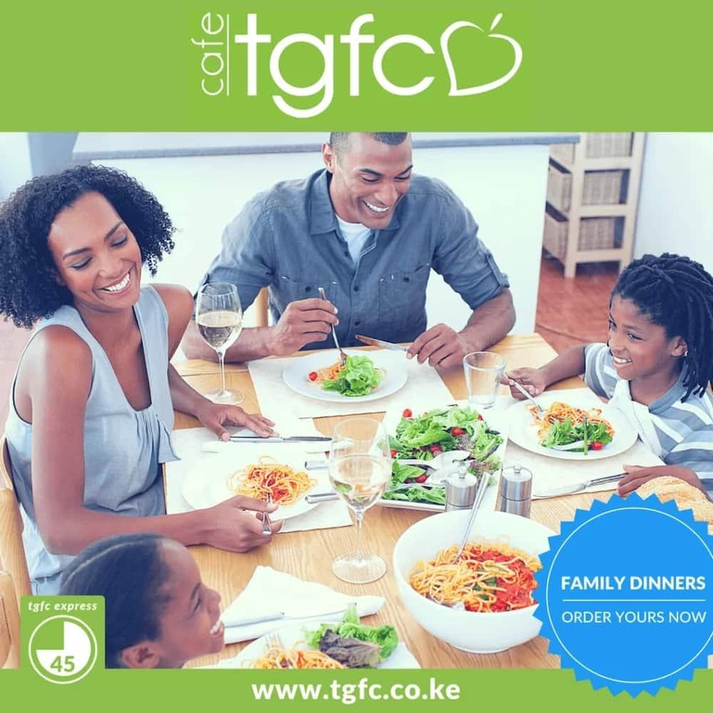 24 hour food delivery Nairobi companies