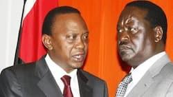 Uhuru atamshinda Raila kwenye uchaguzi lakini hatakuwa RAIS - utafiti