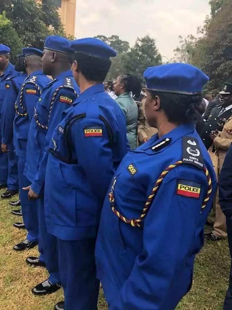 The new names of all Kenya Police Training Colleges following Uhuru's order