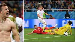 Switzerland stage comeback taking down Serbia 2-1 with a last minute strike from Shaqiri