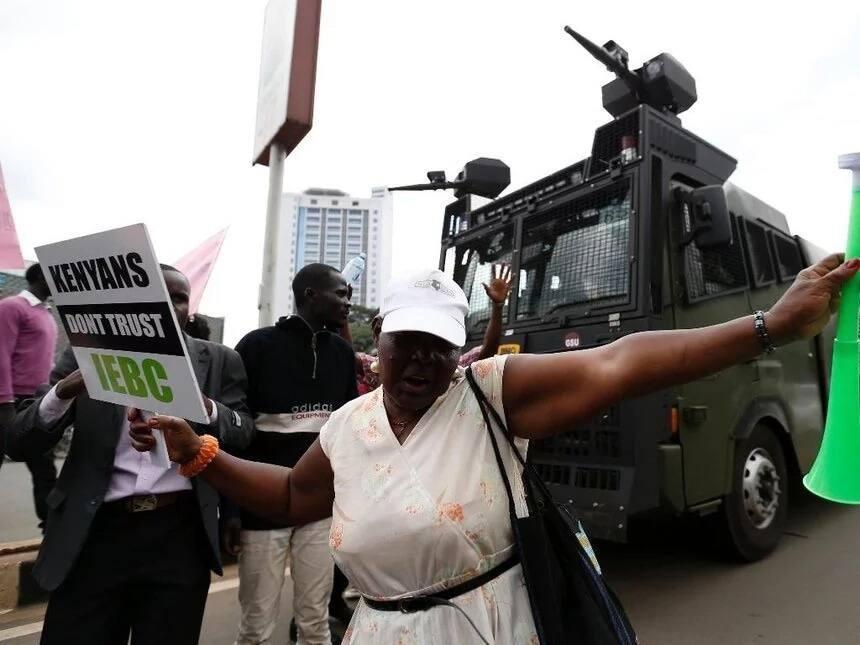 Only Raila Odinga can call off the anti-IEBC demonstrations - Babu Owino