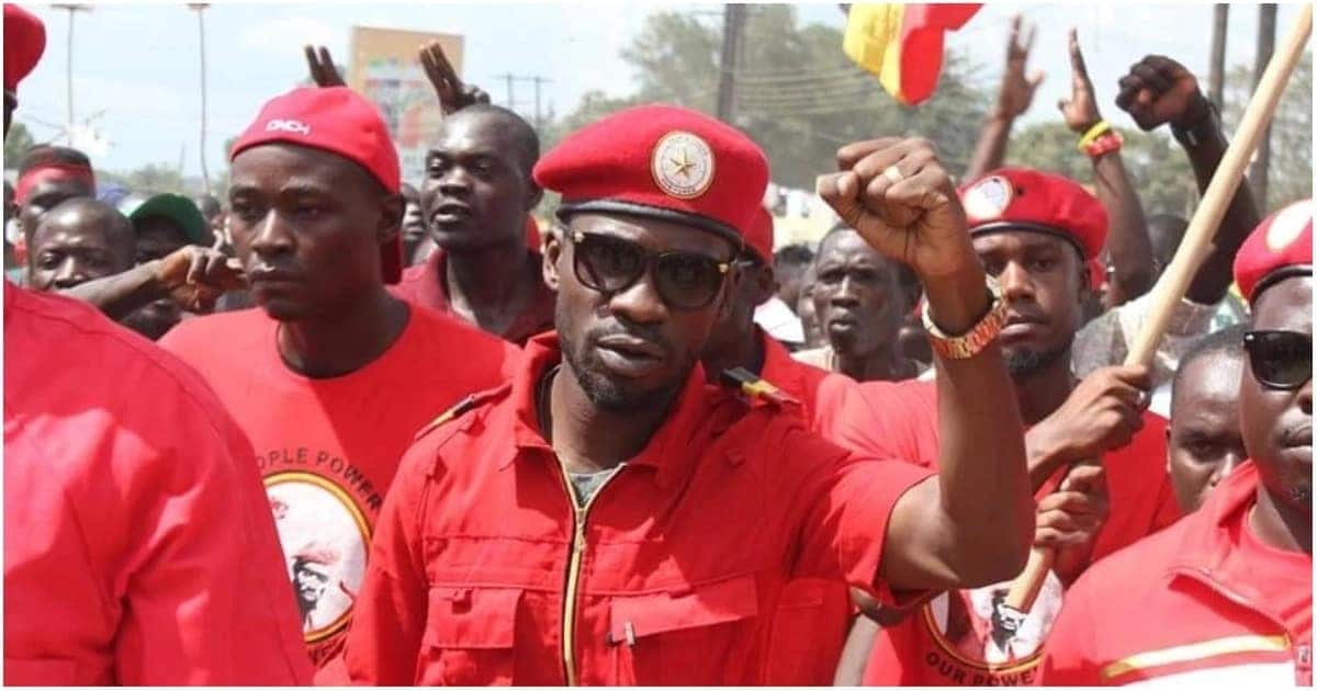 Bobi Wine freed on bail to be flown to London for treatment