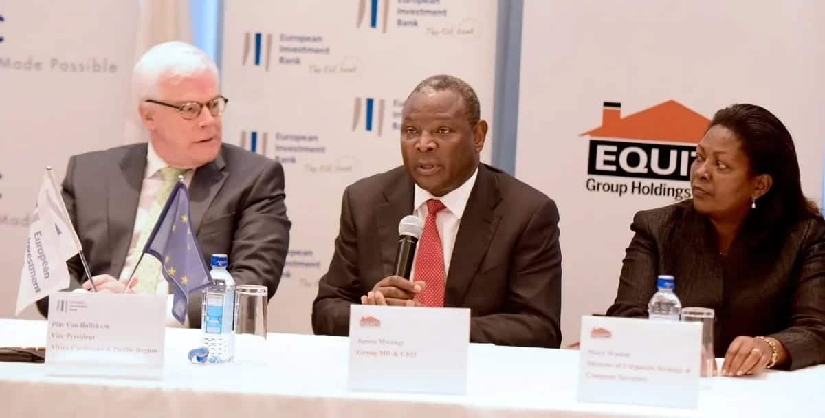 Equity Bank ranked 35th most stable lender globally, top in Kenya