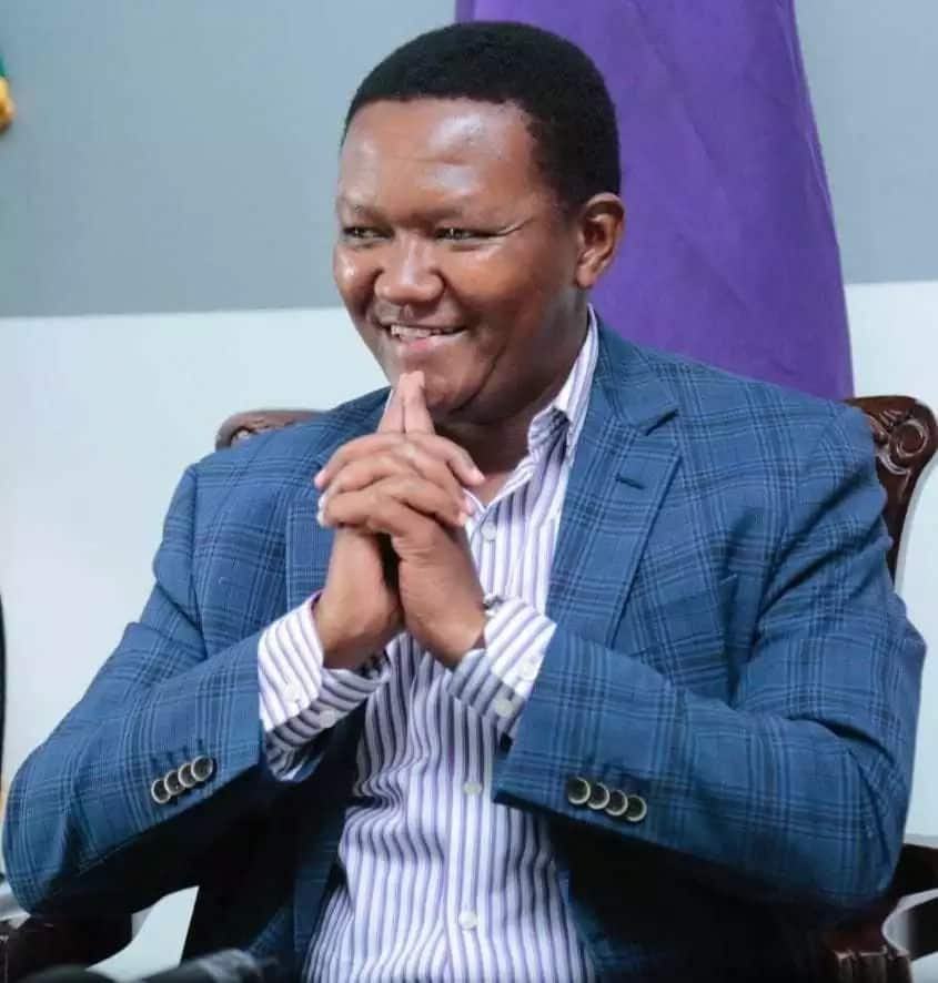 Kalonzo meeting with Ukambani leaders not genuine - Alfred Mutua