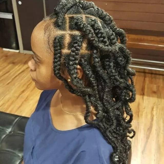 Unique Kenyan hairstyles Trending Kenyan ladies hairstyles Hot Kenyan hairstyles for natural hair