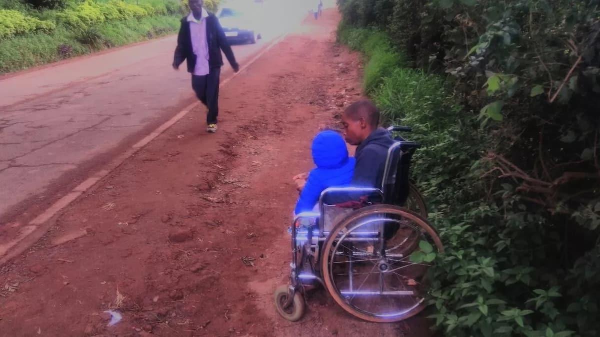 Unease as Tanzania beggars descent on Murang'a county towns