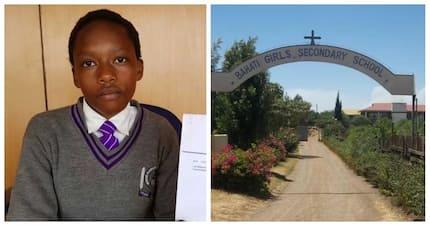 Msichana mwerevu aliyepata alama 368 katika KCPE 2017 anaomba msaada wa karo