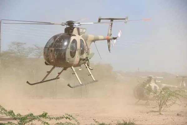 3 KDF soldiers die in Mandera accident, several injured