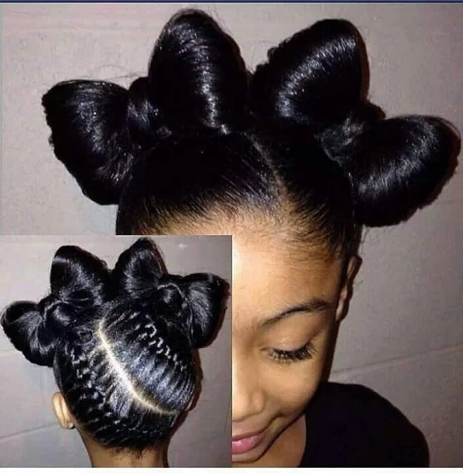 African hairstyles weave 2018